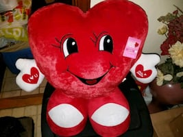 Heart Stuffed Toy