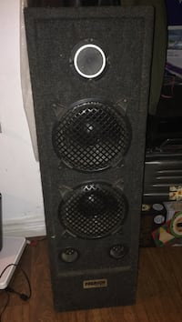 2 Paragon Speakers (with more) Mississauga, L5B 3S8
