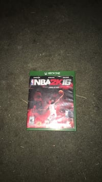 NBA 2K16 Xbox One Chester, 23836