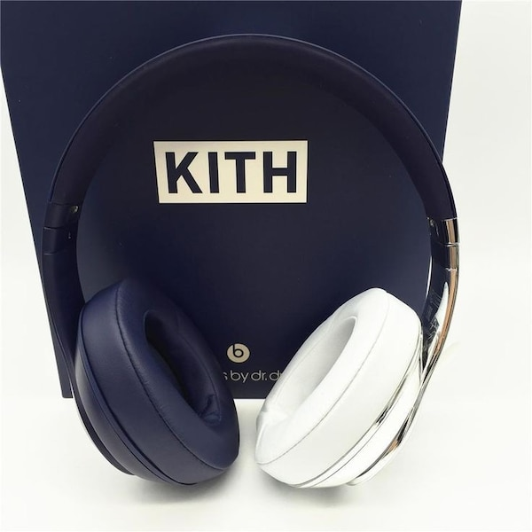 7d22b248922 Used Kith NYC X Beats Studio Wireless Headphones Special Edition for ...