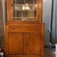brown wooden cabinet with drawer Frederick, 21701