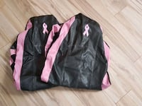 Pink Ribbon Car seat covers