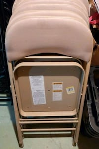 Padded Folding Chair ($15 per chair, have 28)