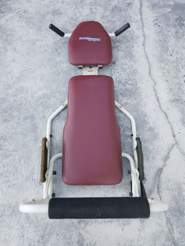 Easy Shaper II - Buns, Thighs & Abs Exerciser