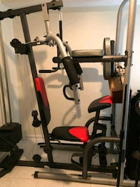 black and red gym equipment 2 Inwood, 25428