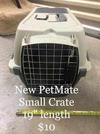 white and black pet carrier Knoxville, 37921