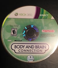 Body and brain connection Xbox 360 Toronto, M9P 1A5