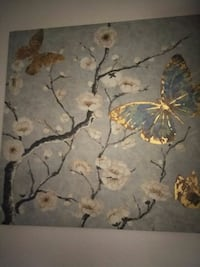 Butterfly Home decor inside style 23inchx23inch. Albuquerque, 87106