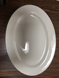 "Lenox Large 16"" Oval Serving Tray Freehold, 07728"