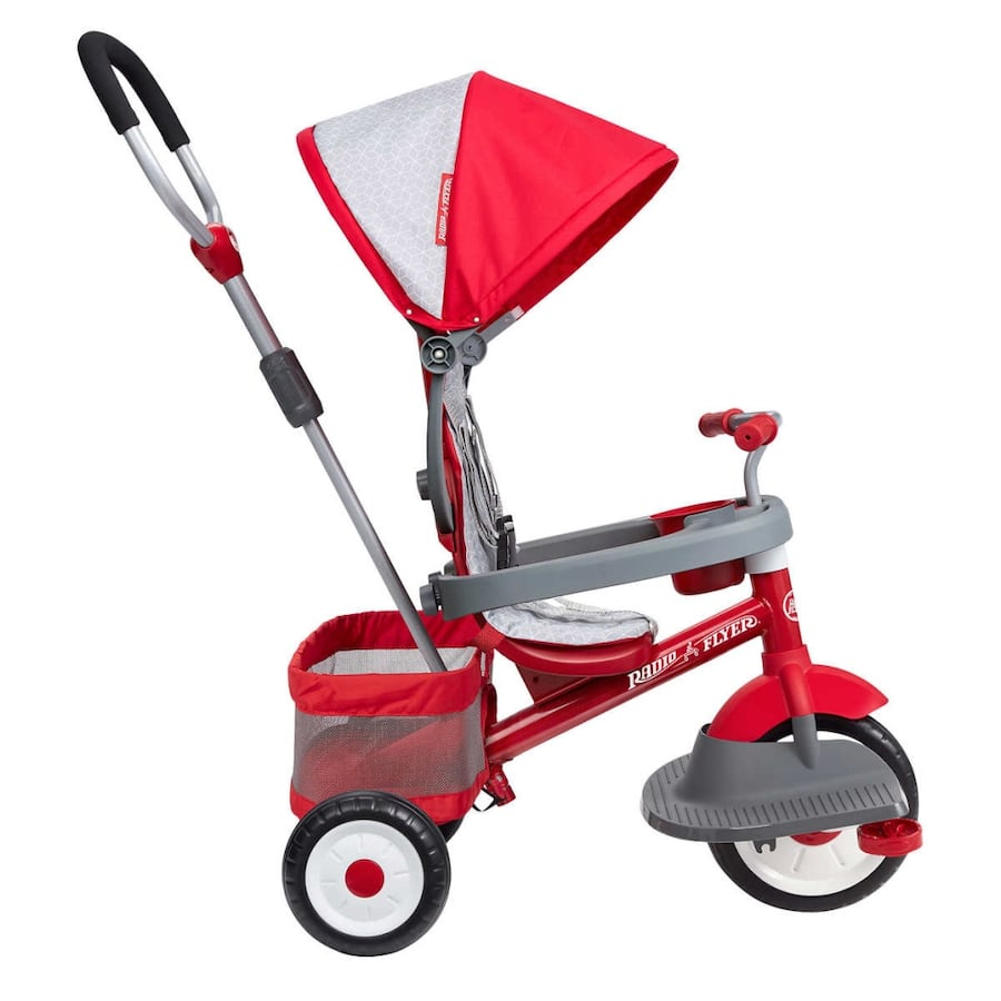 Radio Flyer 4-in-1 Stroll 'N Trike - FREE DELIVERY! 40bc2704-81c4-4000-aa37-443118202393