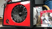 Bass works sub woofer deck wires amp