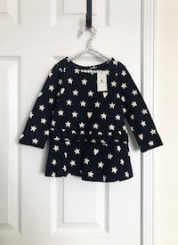 Babygap girls dress size 12-18 months- New with tags Mississauga, L5M 0C5