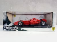 red Hot Wheels modello f1 kart diecast in scatola Milano, 20127