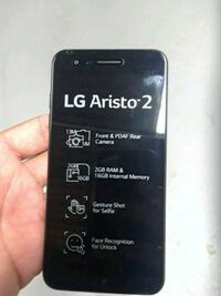 BRAND NEW LG ARISTO 2 UNLOCKED  Mississauga, L4Z 4B6