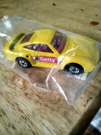 Getty Promotional Hot Wheels