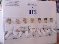 BTS LIMITED EDITION MASK SET Montréal, H1H 1T4