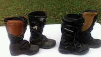 Youth racing boots $50 & $40 each Winston-Salem, 27107