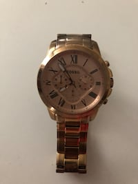 FOSSIL WATCH (presidential gold) Mississauga, L5M 1A1