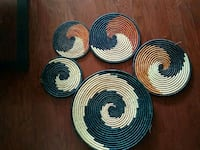Hand woven decorative baskets  Alexandria, 22315