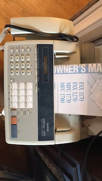 Brother intelliFAX 1270 plain paper fax machine Bethesda, 20816