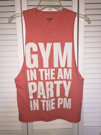 Juicy Coutour Sport workout tank (size xsmall)