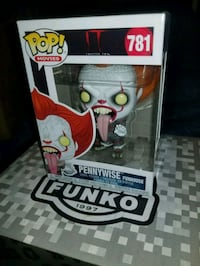 Pennywise funko pop (FIRM PRICE) Toronto, M1L 2T3
