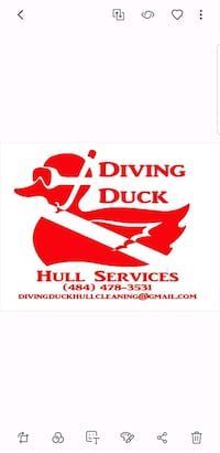 Hull cleaning Pensacola