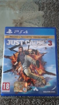 Just Cause 3 per PS4