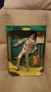 Wizard of oz Ken as the TinMan Olympia