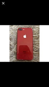 Red iPhone 8 32gs Surrey, V3S 9A6