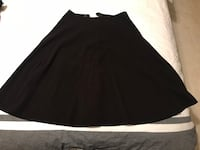 Women's black skirt Herndon, 20171