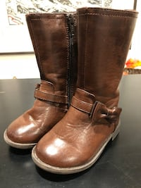 Brown Boots from Children's Place-6 Rockville, 20853