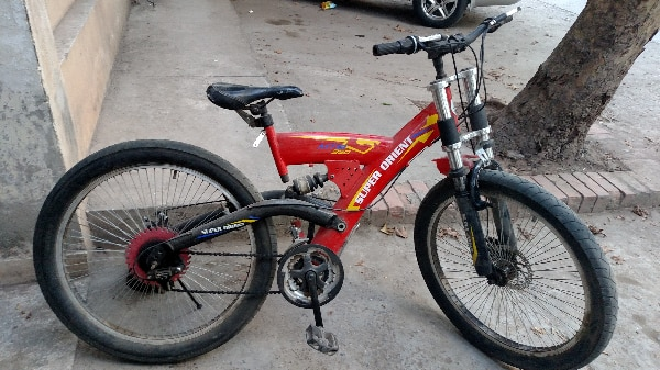 Mountain Bicycle in Mint Condition