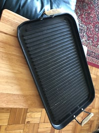All-Clad non-stick grill pan Silver Spring