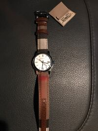 Brand new Woman's Burberry watch also have many more options just ask if you are interested