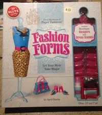 Fashion forms for kids