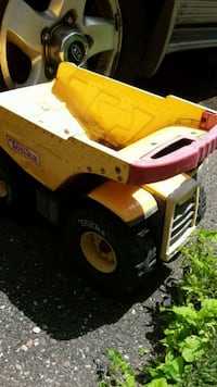 Tonka dump truck collectible