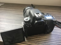 Canon EOS REBEL T6S kit with lens Mississauga, L5A 3G2
