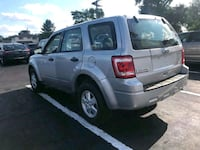 Ford - Escape - 2009 SILVER Sterling Heights
