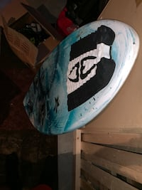 Medium Carbon Fiber ZAP Skimboard with Grip North Charleston, 29420