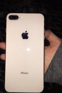 IPHONE 8PLUS light pink found it but it's locked up 300  Del City, 73115