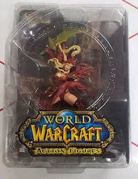 World of Warcraft Valeera Sangvinar Action Figure Falls Church, 22041