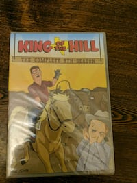 King of the hill dvd season 9 Toronto, M9A 2H8