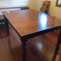Wooden Dining Tabel Mansfield, 76063