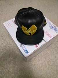 Brand new Wu-Tang new era snapback leather hats Edmonton, T5B 3Y3