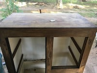 brown wooden table with drawer Alexandria, 36250