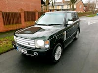Land Rover - Range Rover - 2003 West Yorkshire, WF16 0NG