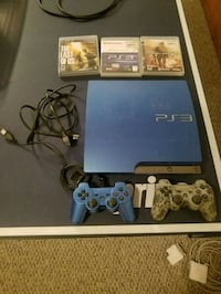 Special blue ps3 (purchased in korea) Frederick, 21703