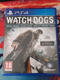 Watch Dogs Ps4 Narlıdere, 35320
