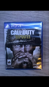 Call of Duty: WWII for PS4 Katy, 77449